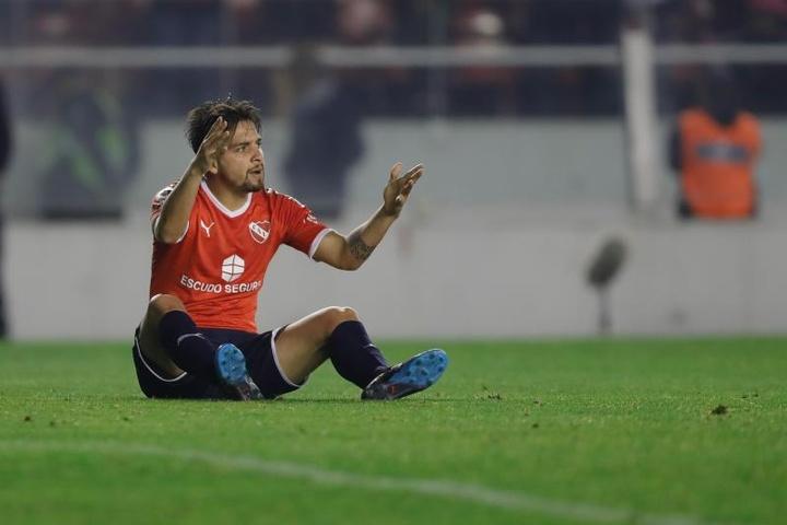 Martín Benitez será o novo reforço do São Paulo. EFE/Juan Ignacio Roncoroni/Arquivo