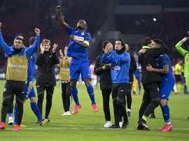 Así fue la jornada en la Europa League. EFE