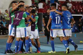 Audax Italiano quedó eliminado de la Copa de Chile. Archivo/EFE