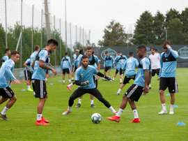 Le Celta Vigo passera les tests ce mercredi. EFE
