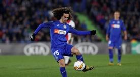 Marc Cucurella seria interesse do Porto, que pode perder Alex Telles. EFE/ Rodrigo Jiménez/Arquivo