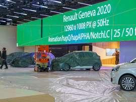 El Salón del Auto de Ginebra confirma su cancelación a causa del coronavirus. EFE/EPA/SALVATORE DI NOLFI