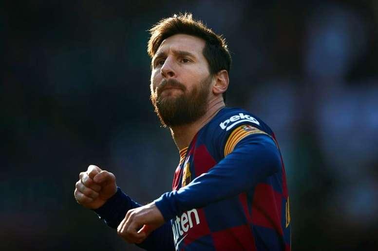 He loves playing at the Bernabéu. AFP