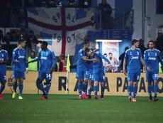Pase lo que pase, el Juventus-Inter pasará a la historia. EFE