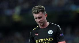 Laporte : 'Je suis très heureux à Manchester City'. GOAL