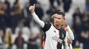 Cristiano Ronaldo, o mais temido pelo goleiro do Milan. EFE/Alessandro Di Marco/Archivo