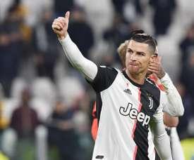 Cristiano Ronaldo oficializou vínculo com time ao qual chegou em 95. EFE/Alessandro Di Marco/Arquivo