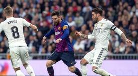 Messi fa la storia al Barça. EFE