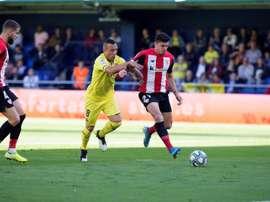 Athletic y Villarreal han intercambiado sus papeles. EFE