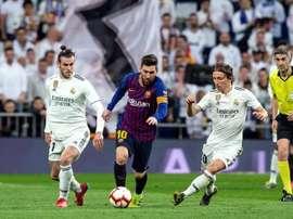 Bale recebe muitas críticas no Real Madrid. EFE/Rodrigo Jiménez