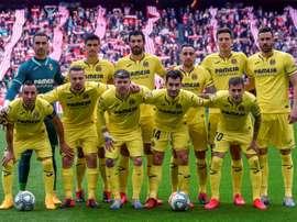 Un Athletic-Villarreal 100% espagnol. EFE