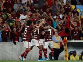 Flamengo - Barcelona de Guayaquil: os onzes iniciais confirmados. EFE