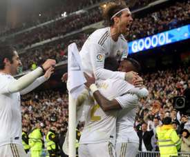 La baisse de salaires des joueurs du Real Madrid se rapproche. EFE