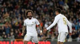 Desde os 18 no Real Madrid, Marcelo completa 32 anos de vida. EFE/Rodrigo Jiménez