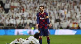 En el City quieren hacerse con Messi y no esperarán a junio de 2021. EFE