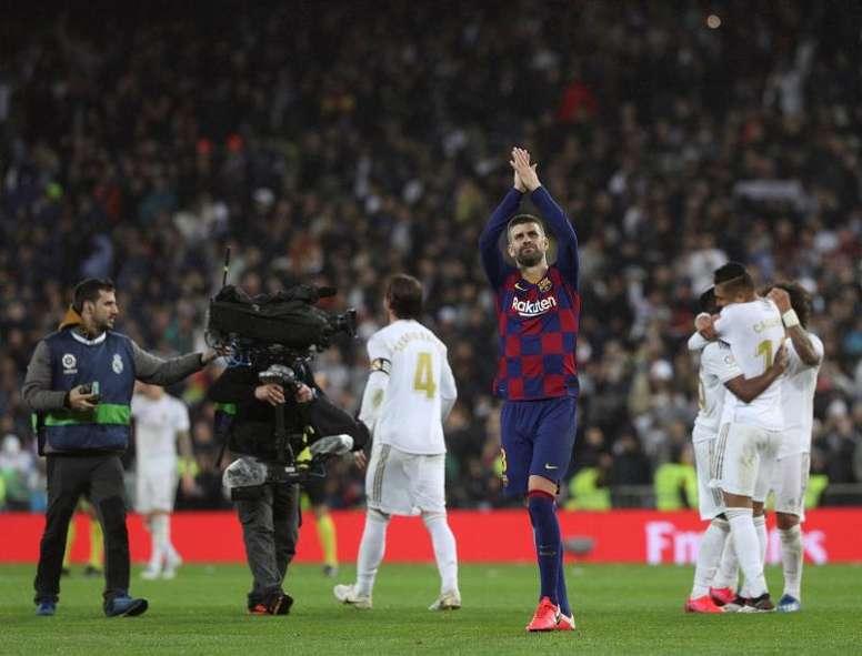 Reunión por el fútbol español. EFE