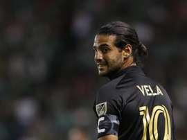 Carlos Vela a soif de titres en MLS. EFE