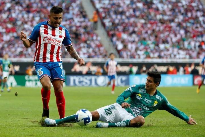 O Porto prepara uma oferta por Alexis Vega. AFP