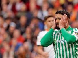 Le Barça s'intéresse à Nabil Fekir. efe