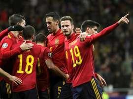 La Fédération Espagnole décidera vendredi pour les amicaux de mars. EFE