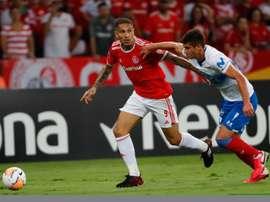Paolo Guerrero era cotado para reforçar o Barcelona. EFE/Marcelo Oliveira