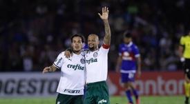 Un 'Melonazo' baja las pulsaciones de Palmeiras. EFE