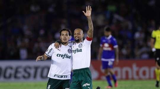Le conseil de Felipe Melo à Neymar Jr. EFE