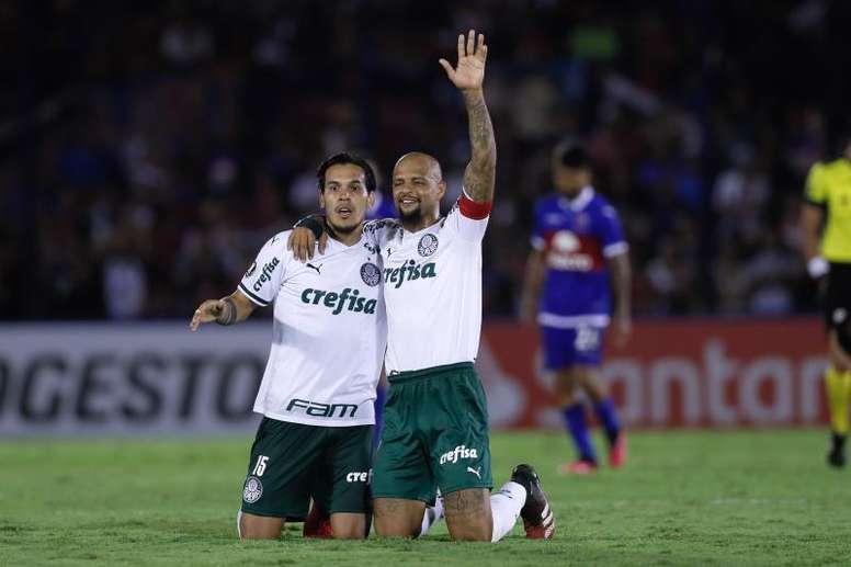 Felipe Melo gave some advice to Neymar. EFE