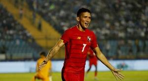 Panamá se impuso con contundencia. EFE/Esteban Biba