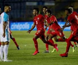 Panamá cree que le favorece el nuevo formato de la CONCACAF. EFE/Esteban Biba