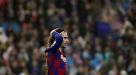 Le Barça fixe le prix de Griezmann. GOAL