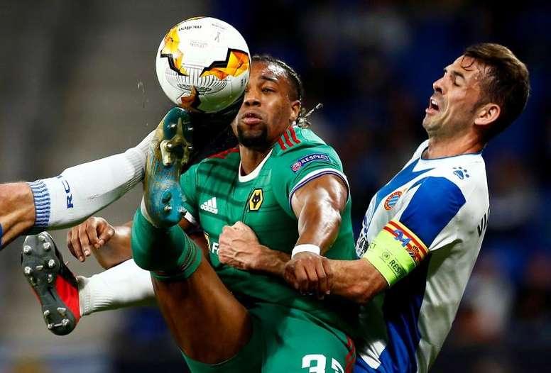 Adama Traoré salió del Barcelona por la puerta de atrás. EFE