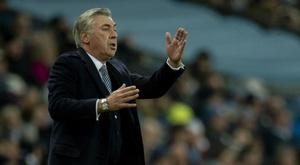 Ancelotti acepta la sanción de la FA. EFE