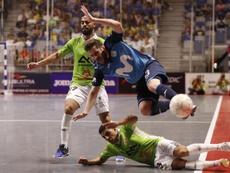 Movistar Inter ya está en las semifinales. EFE