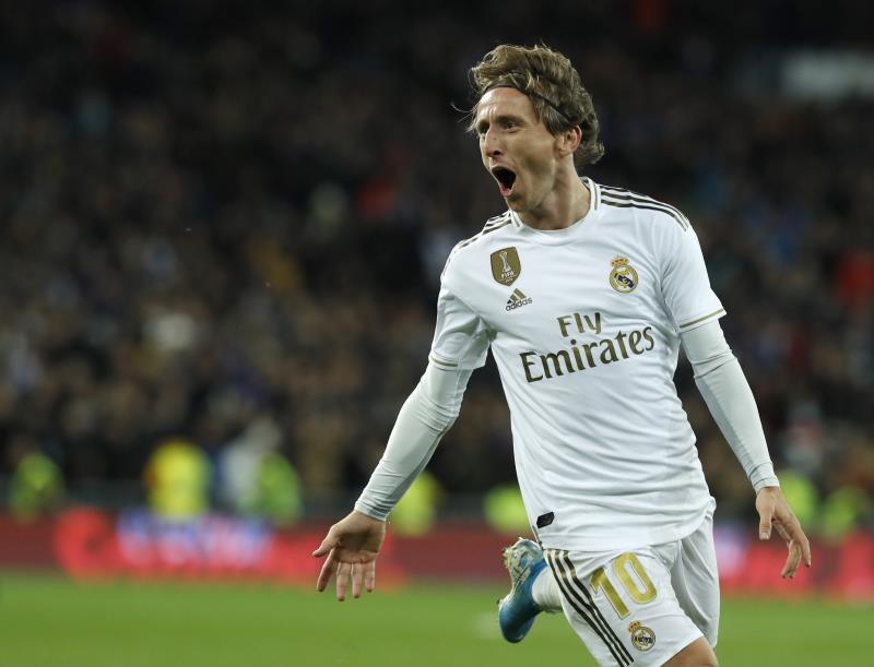 Modric Real Madrid