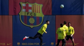 Barcelona players may have to lower their salaries further. EFE