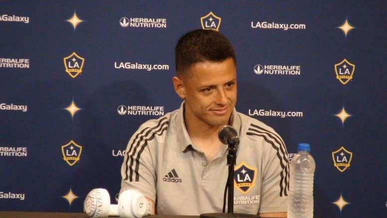 LA Galaxy vive uma situação mais do que complicada na MLS. EFE News/Marcelino Benito
