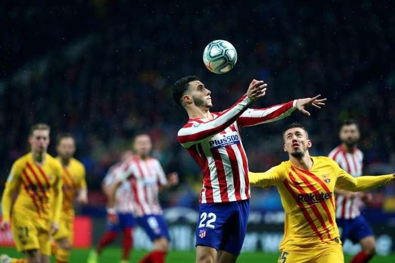 Prováveis escalações de Barcelona e Atlético de Madrid. EFE/ Rodrigo Jiménez/Arcivo