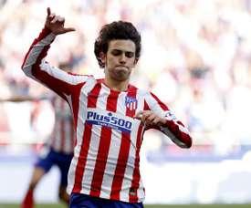 Mario says Atlético's style doesn't suit Félix. EFE