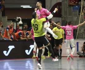 El Valdepeñas ganó al todopoderoso Inter. EFE