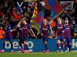 Les 8 joueurs que le Barça pourrait vendre cet été. EFE