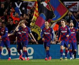 LaLiga shut down Barca's plans: no games with the B team. EFE