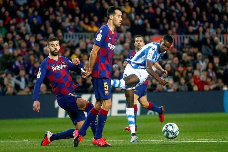 How would LaLiga end if it's halted indefinitely? EFE