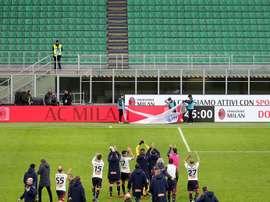 SPAL, Sampdoria y Genoa, triunfadores 'a solas'. EFE