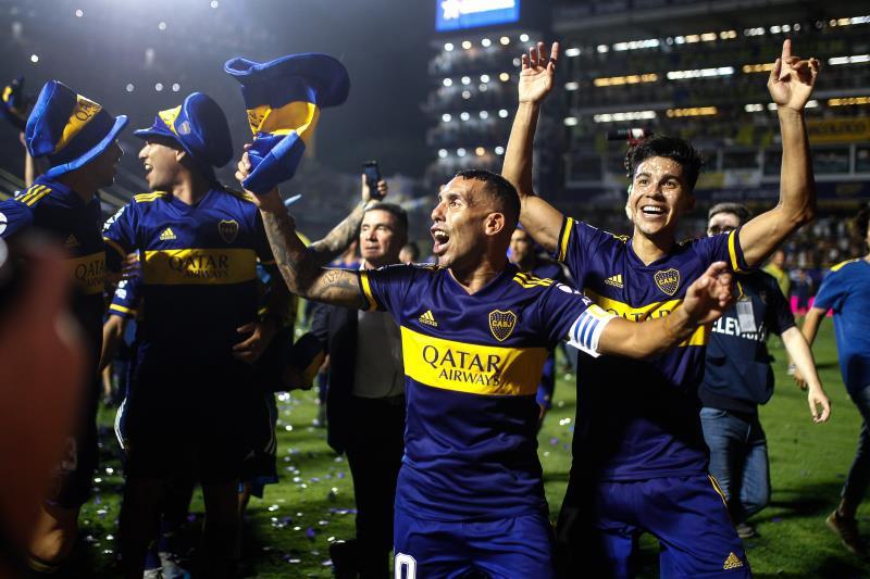 Le championnat de football officiellement terminé — Argentine