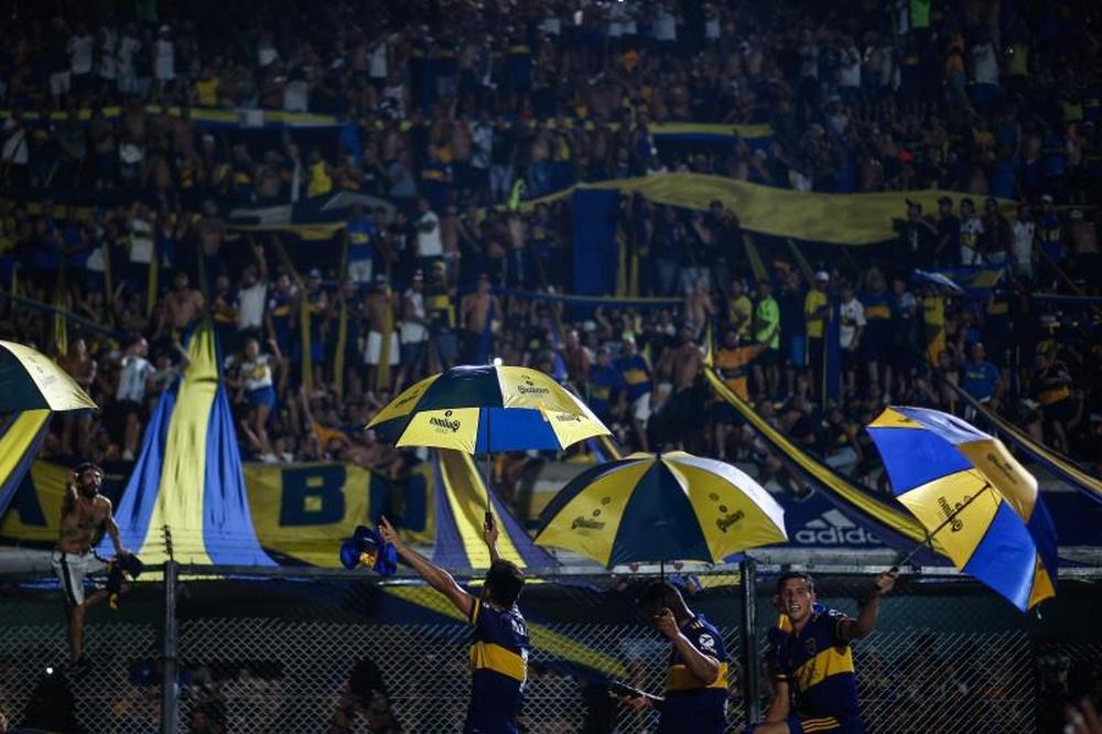 La Superliga, en duda. EFE