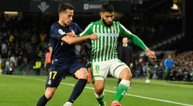 Vázquez wants to stay at Madrid. EFE