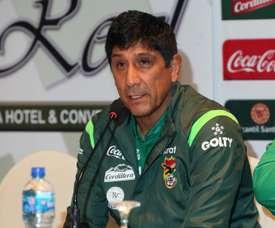 Alberto Illanes asegura que es un sueño dirigir a The Strongest. EFE