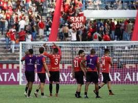 A medida que suspende o esporte na Venezuela vale por tempo indeterminado. EFE/Rayner Peña/Arquivo