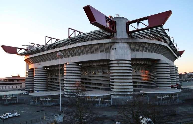 El Milan tuvo grandes pérdidas durante el curso 2018-19. EFE/Gernot Hensel